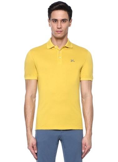 Isaia Tişört Sarı